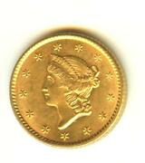 1853 Gold Coin