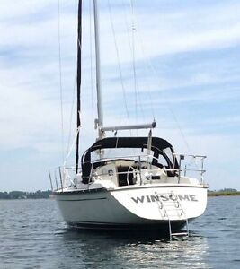 1987 Mirage 32 FOR SALE