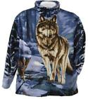 Animal Print Fleece Jackets