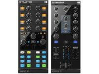 Native Instruments X1 MK 2 and a Z1 DJ controllers
