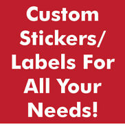 QUICK DIGITAL LABEL PRINTING!!