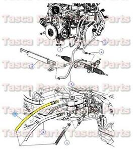 Dodge Ram 2500 Steering Parts Diagram moreover Power Steering Gear Seal Kit likewise 2001 Dodge Caravan Front Suspension furthermore 2006 Kia Sedona Belt Diagram further 03 Dodge Grand Caravan Serpentine Belt Diagram. on steering rack replacement cost