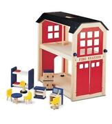 Toy Fire Station