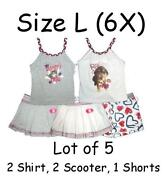 Girls Size 6X Summer Lot