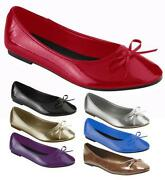 Girls Ballet Pumps