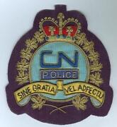 Railway Badge
