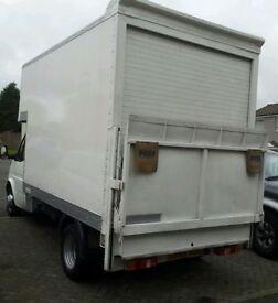 Removals/Man and Van.Lancashire..Burnley..Accrington..Preston..Southport..Blackburn..Colne..Nelson