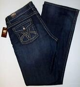 Womens Distressed Jeans Size 16