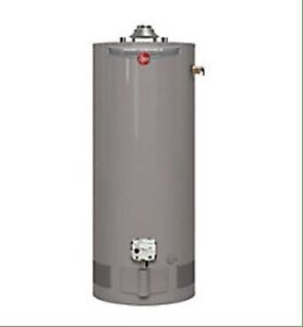 Working Gas Water Heater