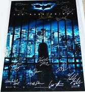 Dark Knight Signed