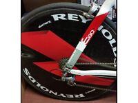 Argon 18 E80 Time Trail Bike - Small Frame