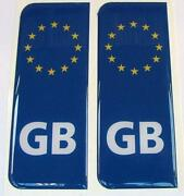 GB Car Badge