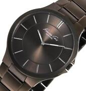 Kenneth Cole Mens Watch Brown