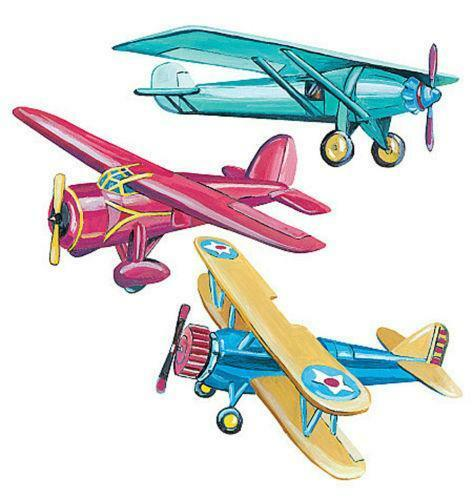 Airplane Wall Decals Ebay