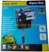 Aqua One External Filter