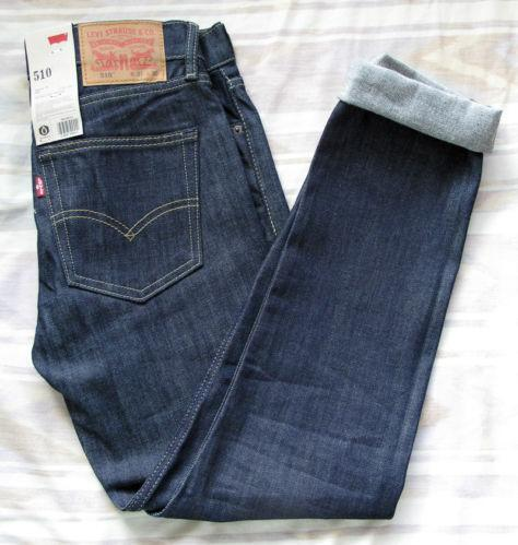 Levis Mens Skinny Jeans
