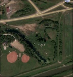 8.65 Acres in the Town of Lumsden - Zoned Commercial