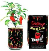 Ghost Chili Pepper Seeds