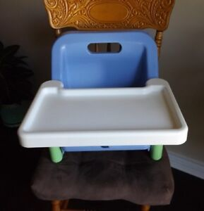 SAFETY 1ST GROW WITH ME PORTABLE BOOSTER SEAT