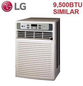NEW* LG AIR CONDITIONER 9,500 BTU - 120124174