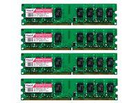 2GB VDATA RAM 4 X 512MB STICKS