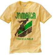 Track and Field T Shirt