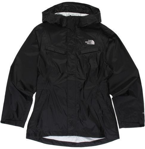 girls north face hyvent jacket ebay. Black Bedroom Furniture Sets. Home Design Ideas