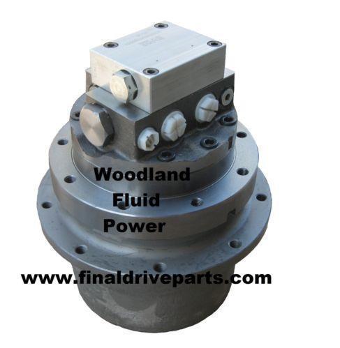 Bobcat drive motor construction equip parts ebay for Bobcat drive motor parts