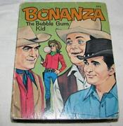 Bonanza Big Little Book