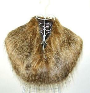 how to clean faux fur collar