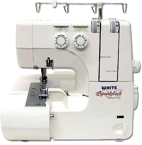 White Sewing Machine EBay Extraordinary White Sewing Machine Model 622