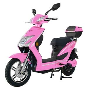 PINK CHAMELEON ELECTRIC SCOOTER
