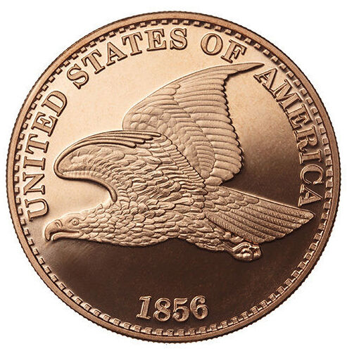 1856 Flying Eagle
