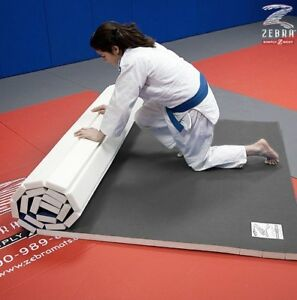 MMA Roll Out Mats
