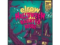 Elrow Haunted House - Edinburgh 28th Oct x 2 tickets