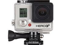 GoPro Hero 3+ Black Great Condition