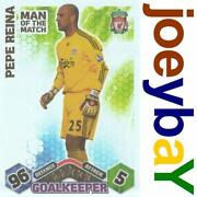 Match Attax 09 10 Man of The Match
