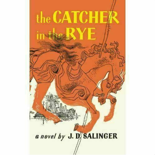 The Catcher in the Rye by J. D. Salinger P.D.F