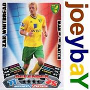 Match Attax 11 12 Norwich