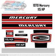Mercury Outboard 1150