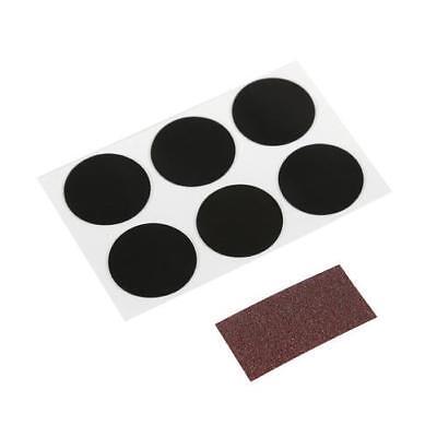 Stick & Go, kit 6 pezze riparazione adesive per camere d'aria