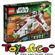 Lego Star Wars Republic Gunship
