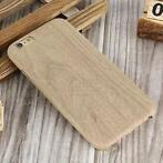 iPhone 6 / 6S Houten hoesje hout hoes case TPU cover silicon