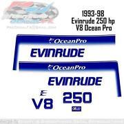 Evinrude 250 Outboard