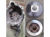 PARTS from a 2003 Ford Fiesta 1.4 16v semi-auto. May fit Fusion & Focus - SWAP FOR PLANTS / POTS