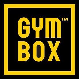 Gym box membership :)