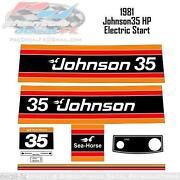 Johnson Electric Start