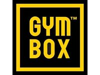 Gymbox 8 month corporate gym membership £55 per month
