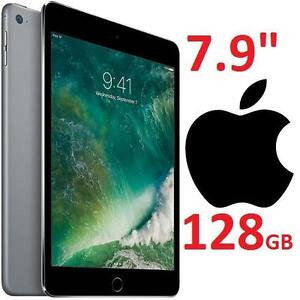 NEW OB APPLE IPAD MINI 4 128GB WIFI - 108222658 - SPACE GREY - TABLET - ELECTRONICS - NEW OPEN BOX PRODUCT