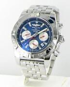 Breitling Chronomat Blue